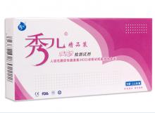 【情趣用品】秀儿 早早孕试纸 早早孕(HCG)测试卡 卡型