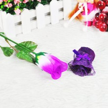 【情趣内衣】STACEY史黛丝 紫色玫瑰花性感内裤创意个性可爱礼品女士镂空内裤情趣内衣8932