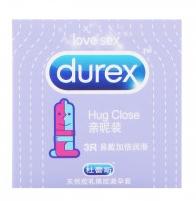 【计生避孕】杜蕾斯亲昵装3只装