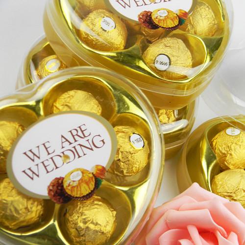 【计生避孕】费列罗巧克力安全套避孕套礼盒包装 创意礼品 情人节礼物