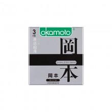 【计生避孕】冈本质感超薄3只装(进口产品)