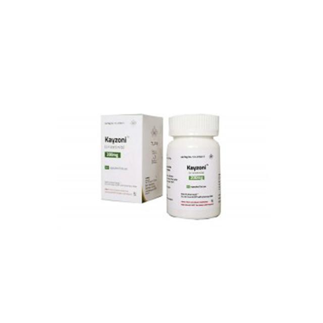 克唑替尼(赛可瑞)250mg*60粒Kayzoni(Crizotinib)(老挝TLPH)【肺癌】