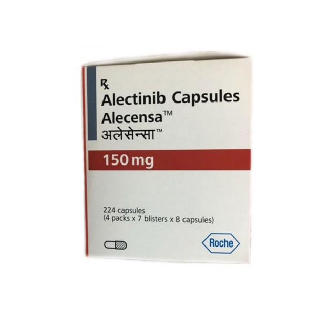 阿来替尼(安圣莎,7853)150mg*224片Alecensa(Alectinib)(印度罗氏)【肺癌】