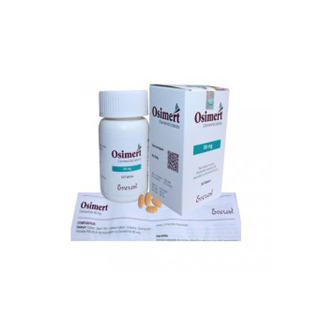 奥希替尼(泰瑞沙,9291) 80mg*30粒Osimert(Osimertinib)(孟加拉Everest)【肺癌】