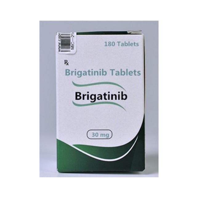 布格替尼(布吉他滨,26113)Brigatinib  30mg*180片(印度卡布宁)【肺癌】