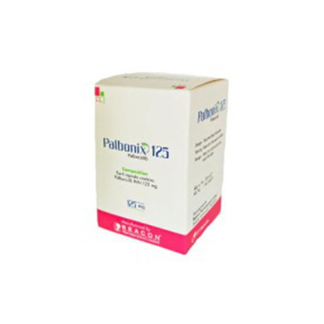 哌柏西利(爱博新)125mg*21片Palbonix(Palbociclib)(孟加拉BEACON)【乳腺癌】