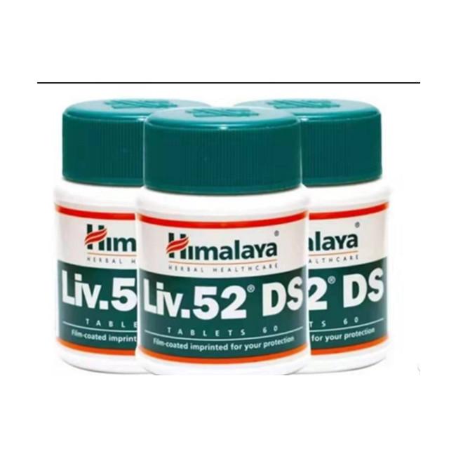Liv.52 DS加强版护肝片60片/盒(印度喜马拉雅)【保肝护肝】