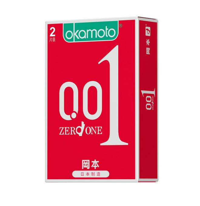 【避孕套】冈本001 002系列避孕套